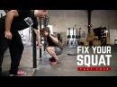 Fix Your Squat Part 4 - Core Stability and Using a Belt w/ Dr. Aaron Horschig of Squat University