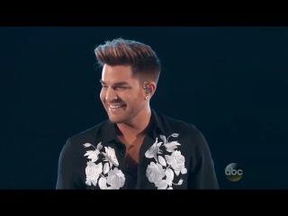 Adam Lambert - faith by george michael live at greatest hits ABC 2016