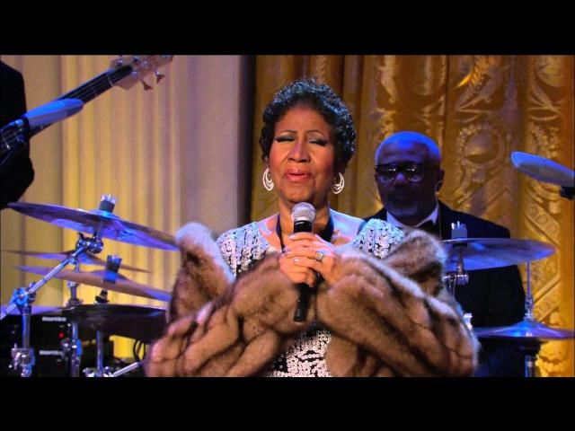 Aretha Franklin - Amazing Grace (Live 2014)