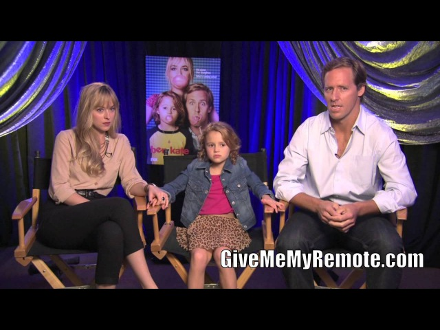 BEN AND KATE: Nat Faxon, Dakota Johnson, and Maggie Elizabeth Jones Talk About Their New Show