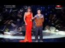 Атай Омурзаков- Танец Wall-E. Украина ищет таланты. Клёво