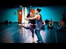 All That She Wants - Ry'El (Henry Velandia) Jessica Lamdon - LambaZouk - Atlanta December 2016