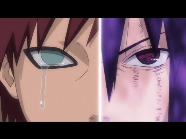 Uchiha Sasuke Vs Gaara HD