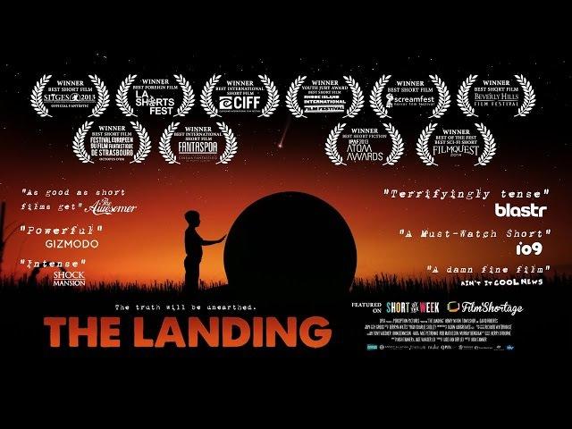 Короткометражный фильм Приземление | The Landing | Озвучка DeeAFilm