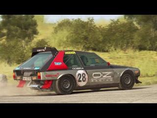 DiRT Rally - Coming to Oculus Rift [PEGI]