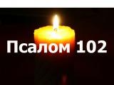 Псалом 102. Кафизма 14. Псалтырь
