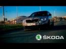 Тест-драйв Skoda Yeti 1.8TSI 4x4 Stage 3 - 300hp. ДвижновTV