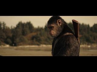 Востание планеты обезьян 3.Трейлер1[ ЕNG](2017)