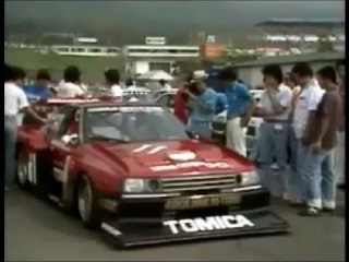 1982 Nissan Skyline Turbo Super Silhouette