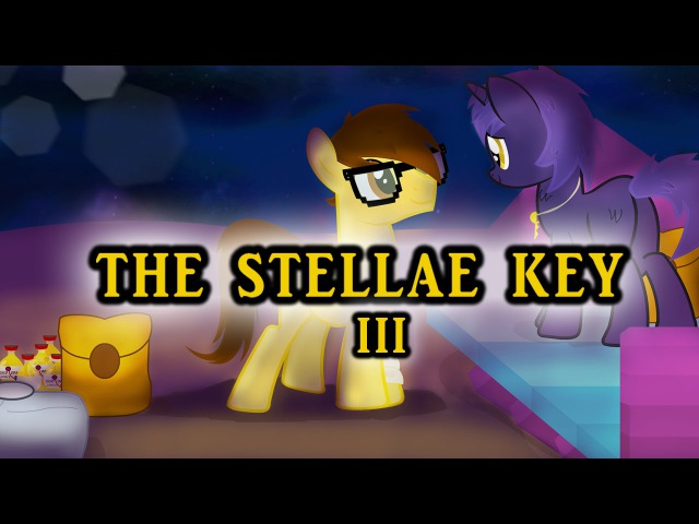 The Stellae Key - 3 We Better Get The Funk Out (ANIMATED MUSIC VIDEO)