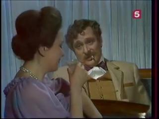 Бабье царство, телеспектакль по А. П. Чехову. ЛенТВ, 1976 г