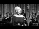 Marilyn Monroe - I Wanna Be Loved By You (1959) [HD_720p]
