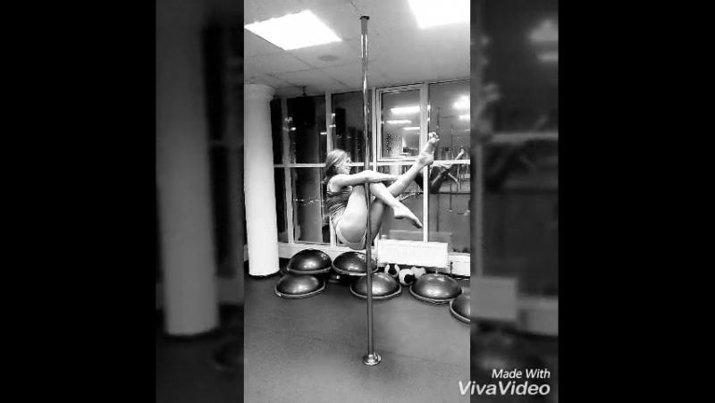 Poledance momot связка