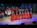 Бурановские Бабушки на закрытии Танцующей России