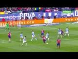 Атлетико-Малага 1-0