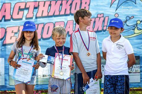 В Таганроге прошли ВС «Чеховская регата «Чайка» и Кубок России по парусному спорту