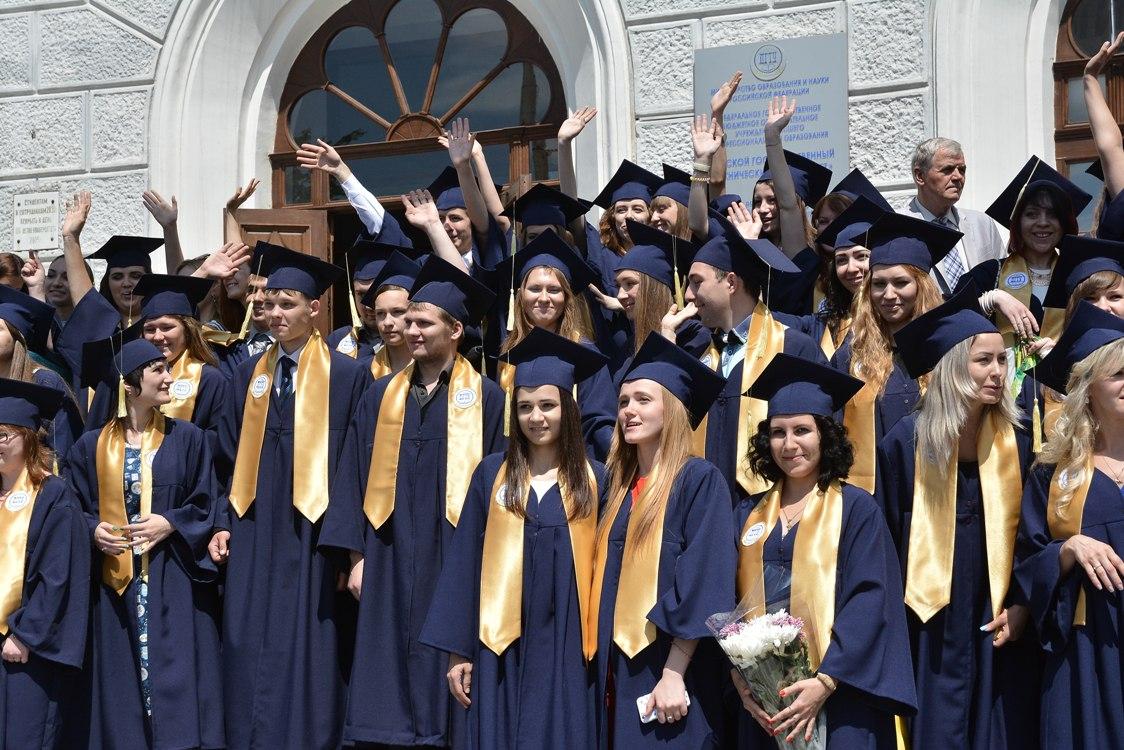 Свыше 5 000 выпускников получат дипломы опорного университета Ростовской области