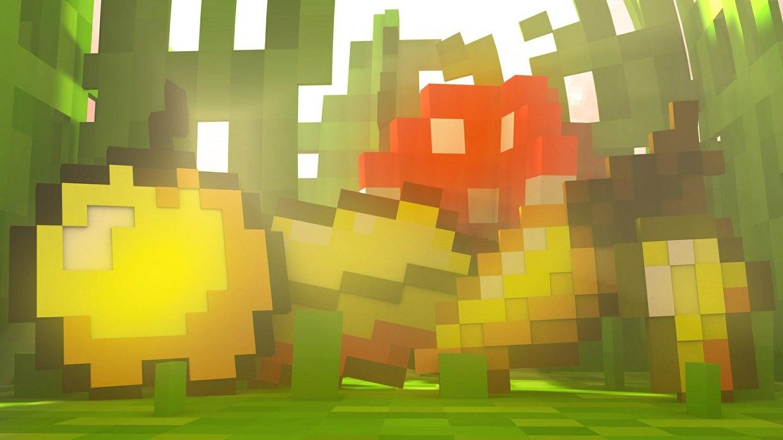 Отличный проект на версию 0.16.2 в Minecraft: PE!