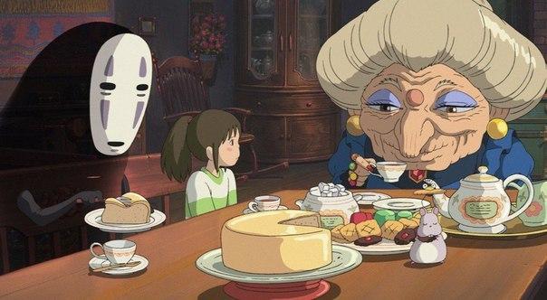 Подборка волшебных мультфильмов от неподражаемого Хаяо Миядзаки!
