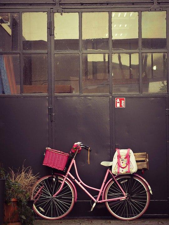 Велосипед как арт-объект. 20 фотографий, перед которыми невозможно устоять