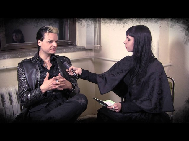 Dark Diversity - Interview mit Lacrimosa (English, Spanish and Russian subs)