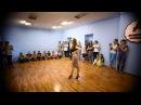 Yuliya WolFoX Volkova Kizomba Lady's Styling Solo Improvisation in Samara