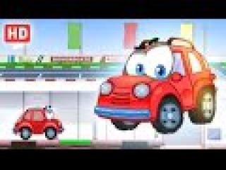 Машинка Вилли 1 СЕРИЯ!!! Мультик про машинку Вилли для детей