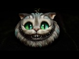 Polymer clay - Cheshire Cat - Part 2