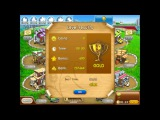 Веселая ферма Печем пиццу Коровья 4 Золото Farm Frenzy Pizza Party only GOLD Cow lane 4 (level 36)