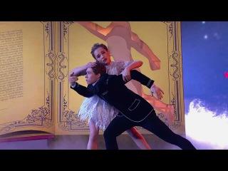 Танцы: Александра Киселева и Станислав Пономарёв (Alanis Morissette - Uninvited) (сезон 3, серия 16)