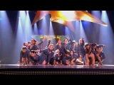 Танцы Вступительный танец (Basement Jaxx - Red Alert) (сезон 3, серия 16)