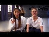 Танцы: Кейко Ли и Ирина Кононова - Дух соревнования (сезон 3, серия 16)