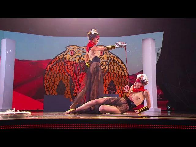 Танцы: Кейко Ли и Ирина Кононова (ONUKA - Around Me) (сезон 3, серия 16)