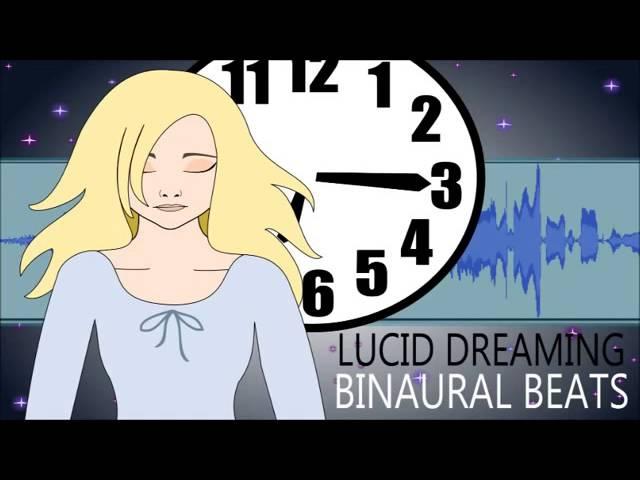 Бинауральные ритмы для Осознанных Снов с Медитативной музыкой – Гармонизирующие мозговые волны