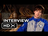 300 Rise of an Empire Interview - Jack O. Connell (2014) - Action Movie HD
