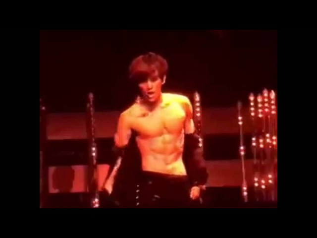 [HD FANCAM] 160729 EXO Baekhyun ABS Sexy Dance Monster @ EXO'rDium Concert Бэкхен пресс прессак прес пресак Ехо секси говядина п