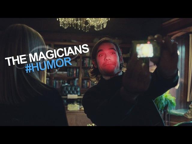 ► The Magicians Humor