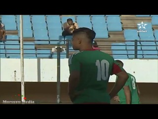 Hachim Mastour vs Liberia U23 | 31/08/2016 (Moroccan Commentary) by JM