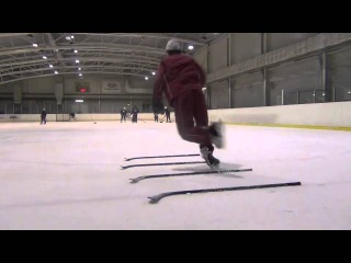That awkward moment when you thought you could skate