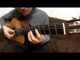Samba em Preludio (Baden Powell) - Solo Guitar