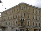 Дом, в котором находилась Республика Шкид