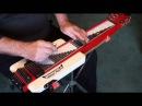 Ka'ahumanu. Hawaiian Steel Guitar.