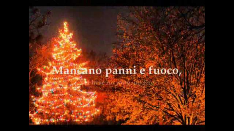 Natale - Christmas - Tu scendi dalle stelle » Freewka.com - Смотреть онлайн в хорощем качестве