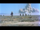 Atomic Bomb with Troop exercises in HD