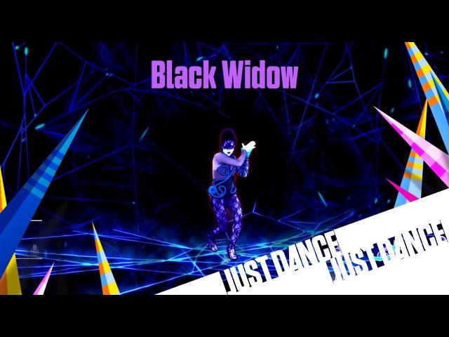 Just Dance 2015 - Black Widow