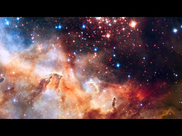 HUBBLE SPACE TELESCOPE 4K VIDEO CLUSTER WESTERLUND 2