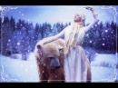 PHOTOSHOP Manipulation Tutorial Snow Girl Speed Art