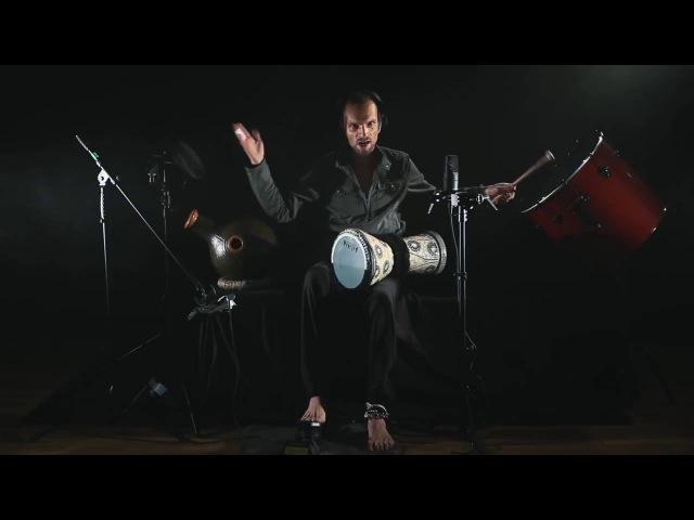 Hilight Tribe - Free Tibet (Vini Vici Remix) - SAVIO Live Session