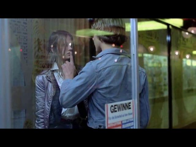 Christiane F - David Bowie Heroes Scene (HD 720p)