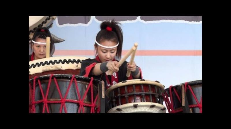 飛龍高校 和太鼓部 - 第2回全国高校生太鼓甲子園 最優秀賞 富士山太鼓ま
